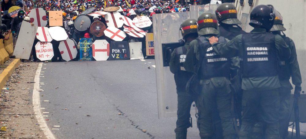 El pueblo en Rebelión ya ejerce su poder constituyente
